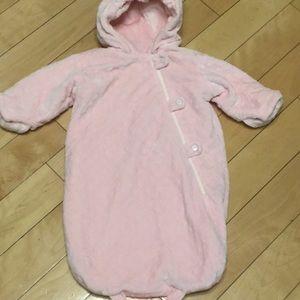 Other - WIDGEON Warm plus Baby girl fleece bunting 3monhs